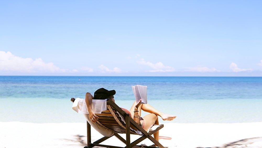 Andare in vacanza