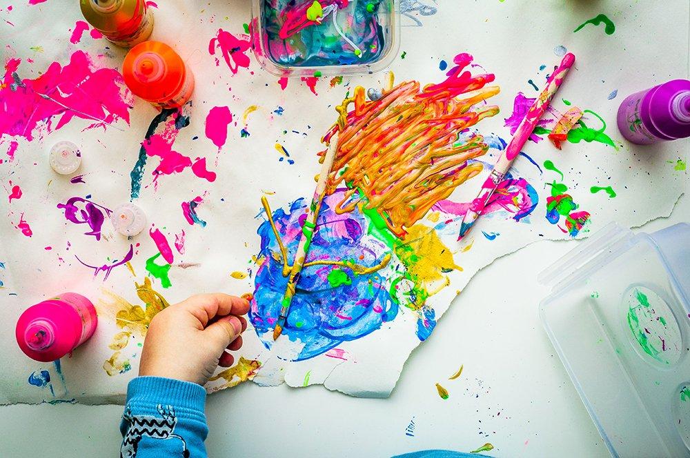 Rabbia e creativita