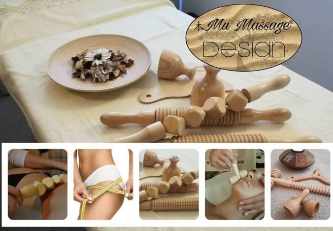 mu model massage desian