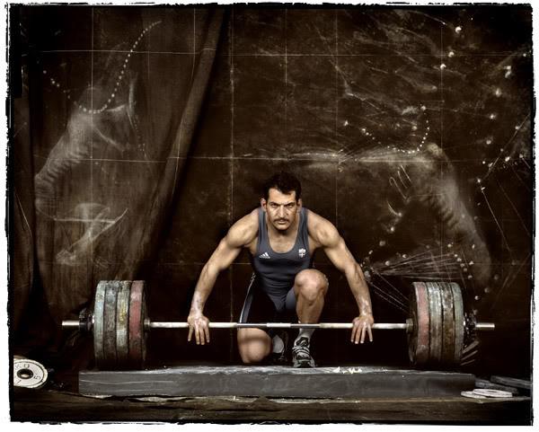 Powerlifting nei wellness club?