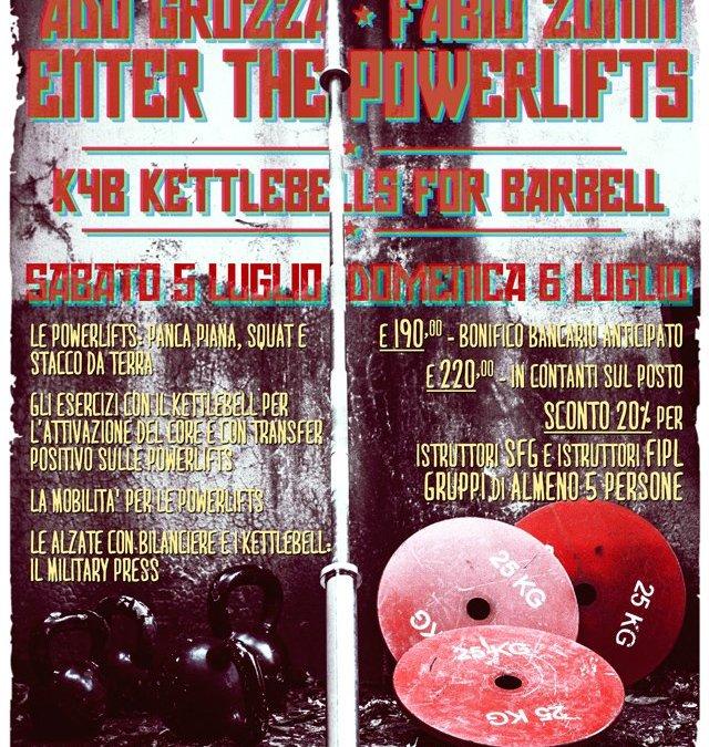 ENTER THE POWERLIFTS: K4B KETTLEBELLS FOR BARBELL