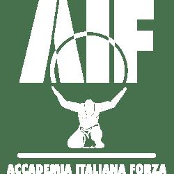 logo accademia italiana forza aif