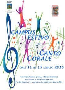 campus canto corale 2016
