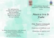 Musica tra le Fiabe 2016