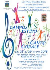campus canto corale2018