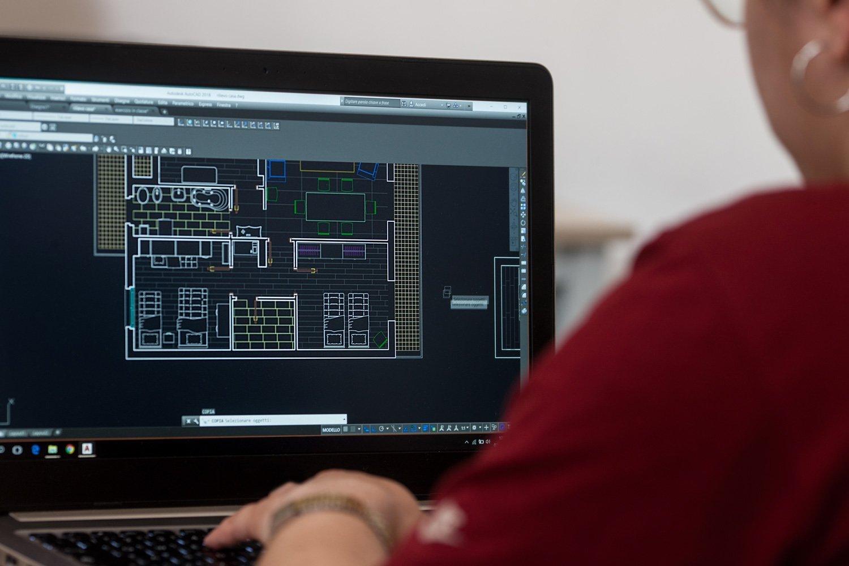 Il corso di arredo d'interni è un percorso completo di 200 ore a genova. Dipartimento Interior Design Iuad Accademia Moda