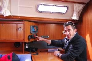 Come usare il VHF in barca