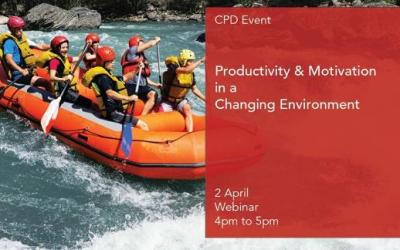 Productivity & Motivation in a Changing Environment2nd April 2020