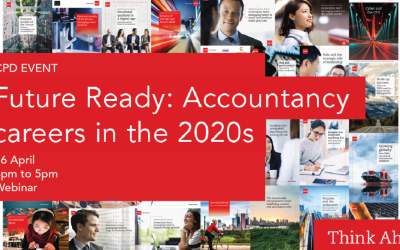 Future Ready: Accountancy careers in 2020s16th April 2020