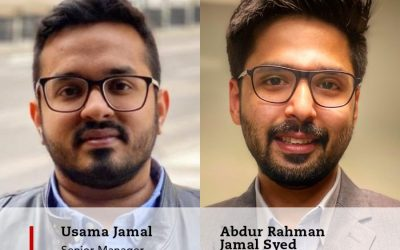 Usama Jamal & Abdur Rahman Jamal Syed