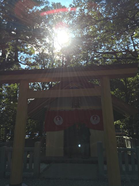佐瑠女神社 | Acca's Website