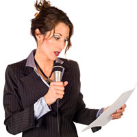 Learn How To Write Your Speeches To Be Memorable And To Make An Impact!