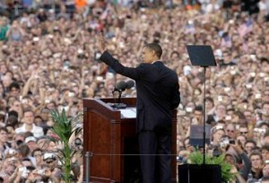 President Obama Sure Knows How To Give A Speech