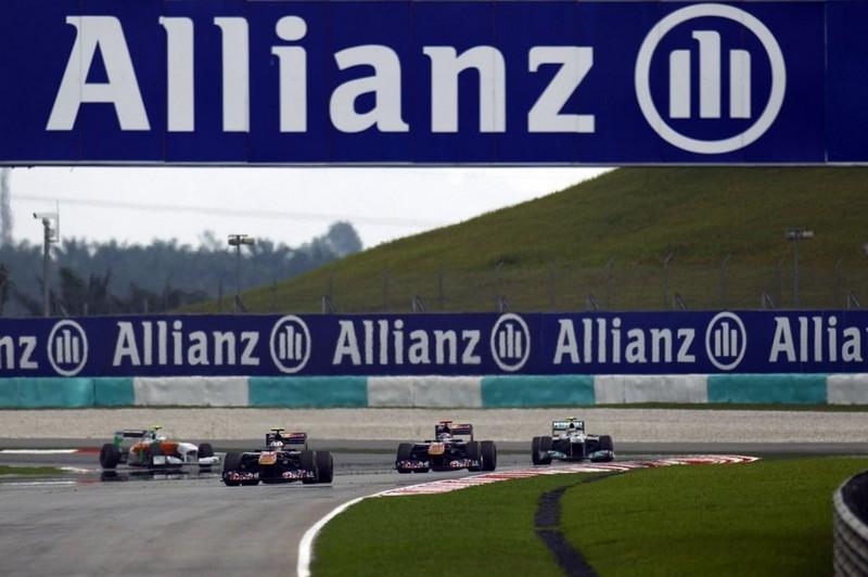 allianz formula 1