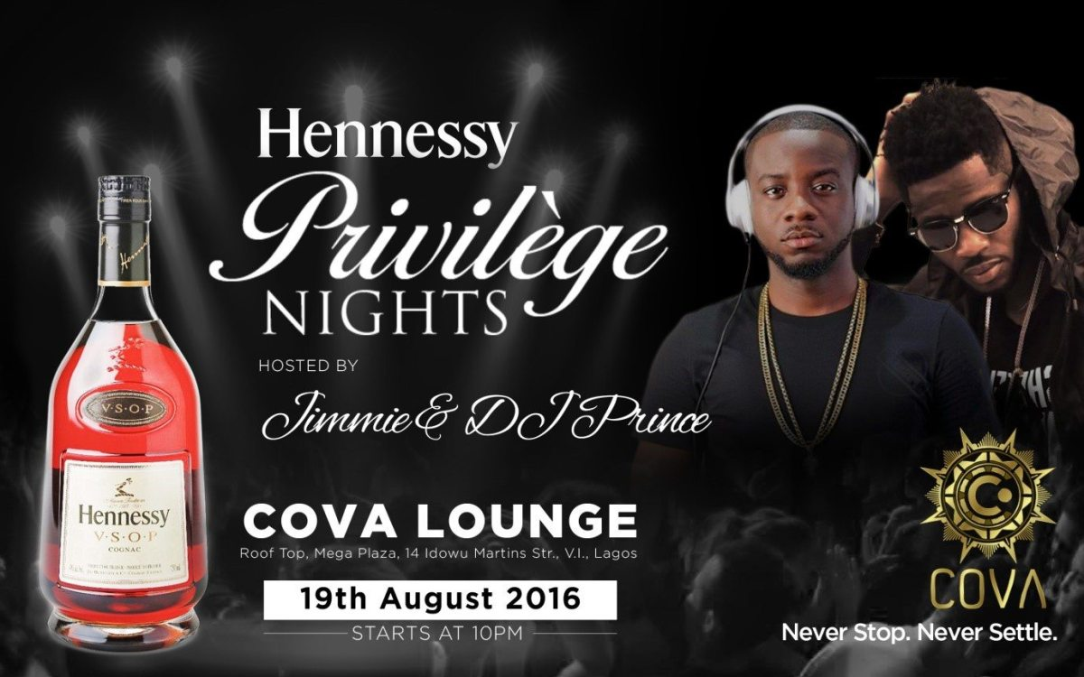 hennessy priviledge nights