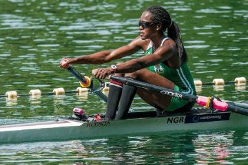 Chierika Ukogu first nigerian olympic rower