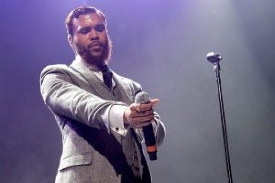 NEW YORK, NY - OCTOBER 22: Artist Jidenna performs onstage during 105.1's Powerhouse 2015 at the Barclays Center on October 22, 2015 in Brooklyn, NY. (Photo by Bennett Raglin/Getty Images for Power 105.1's Powerhouse 2015)