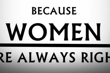 picture of women are always right