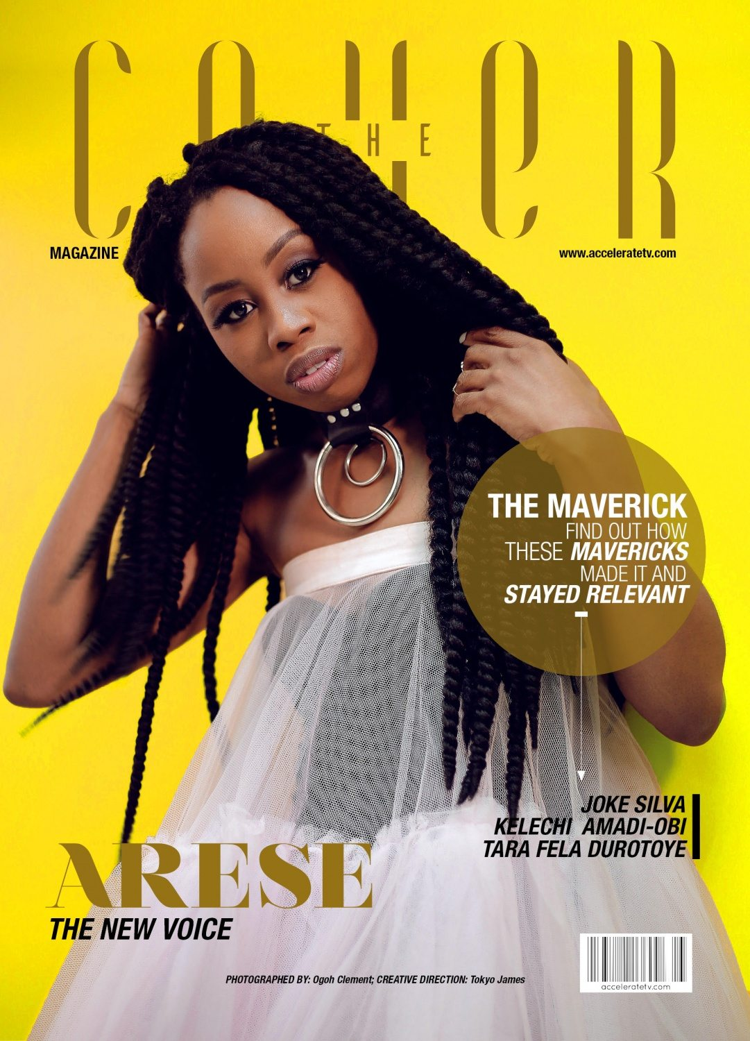 The Cover Arese