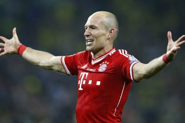 robben to miss netherlands