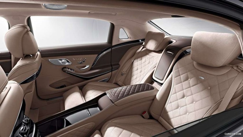 2016 Mercedes Maybach Interior