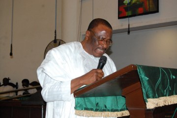 Senator Anthony Adefuye