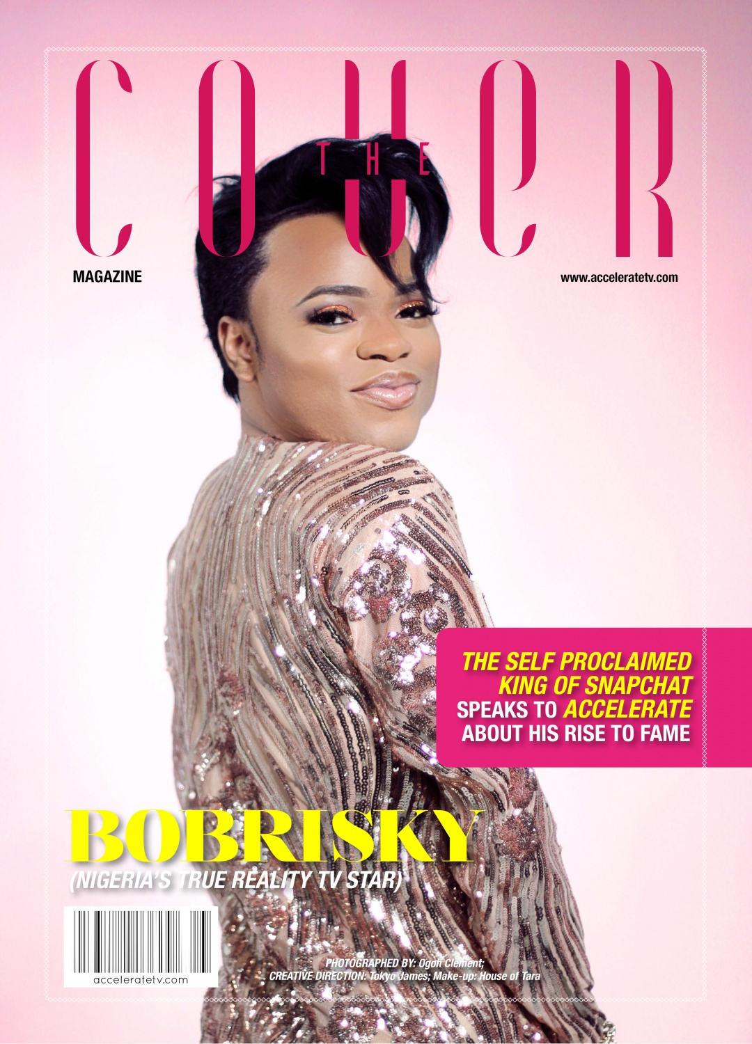 The Cover Bobrisky 2