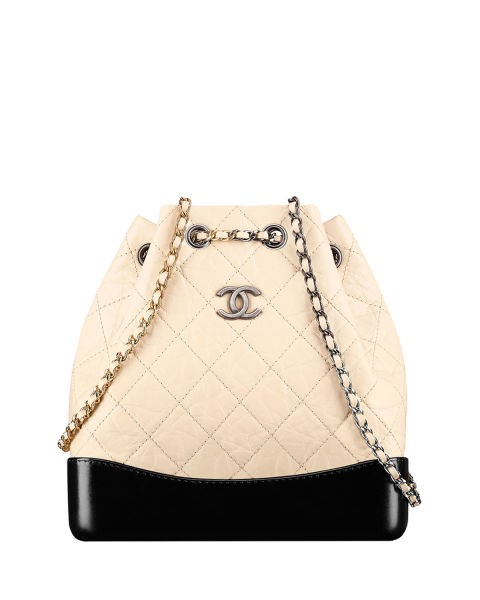 Chanel Gabrielle Backpack.