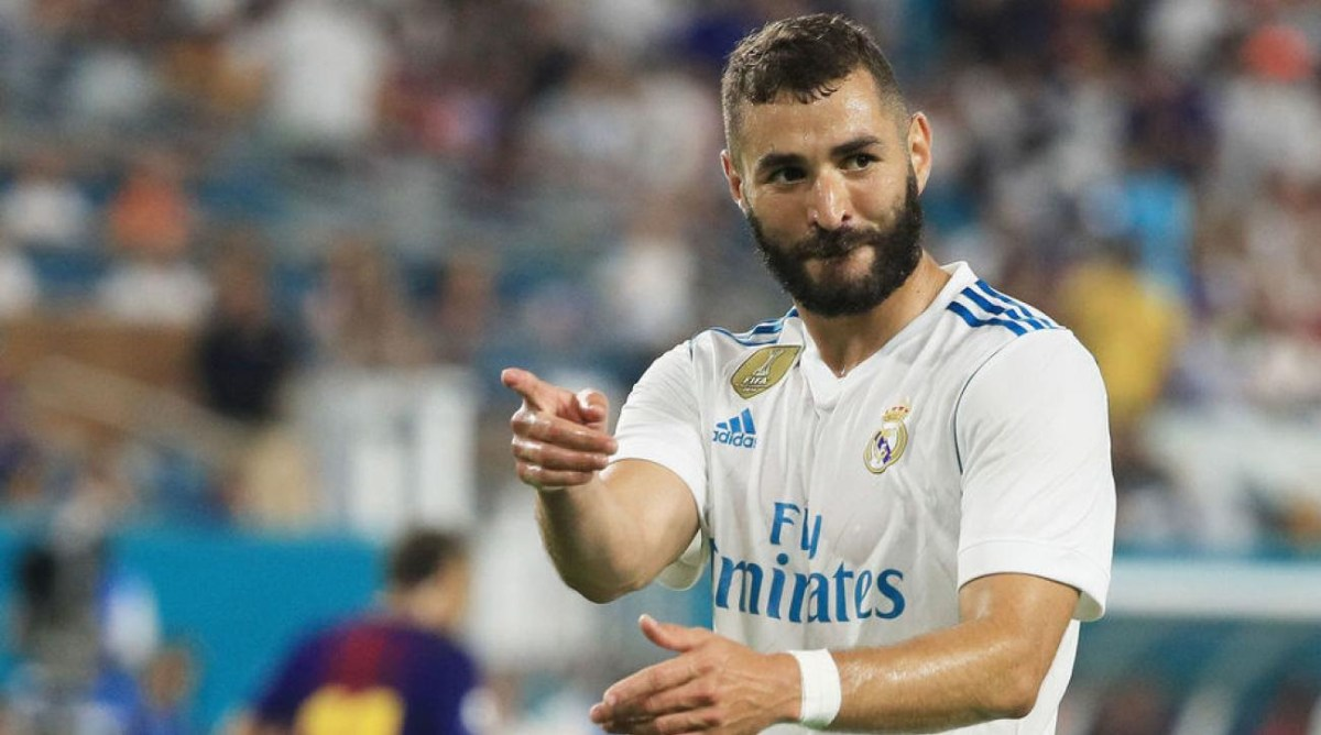 Karim Benzema Extends Contract AccelerateTv