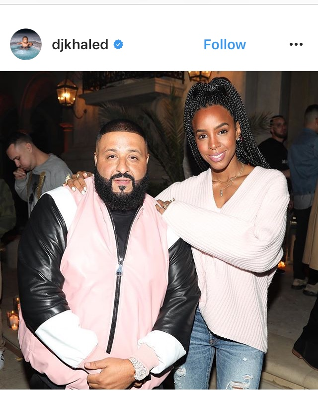 DJ Khaled's birthday