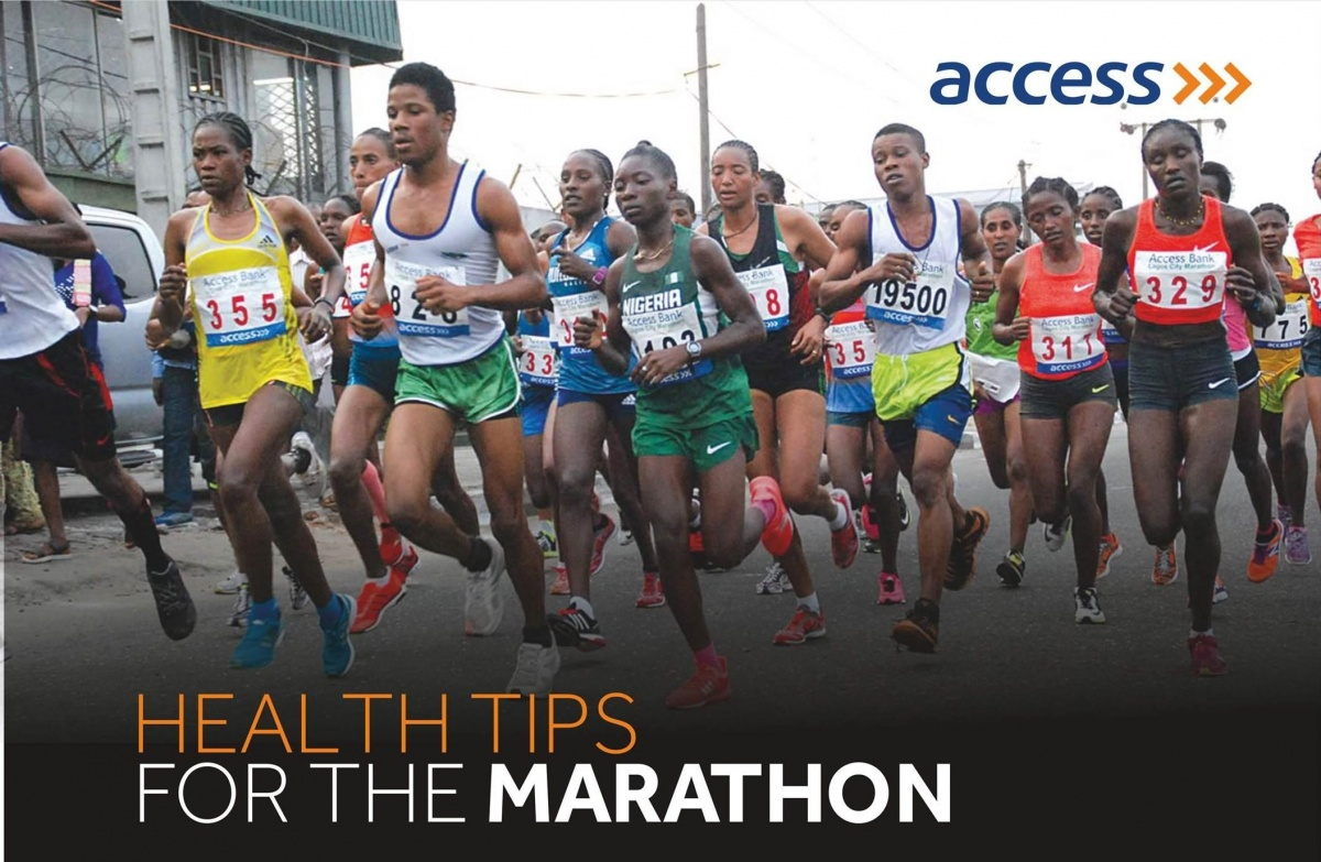 marathon health tips