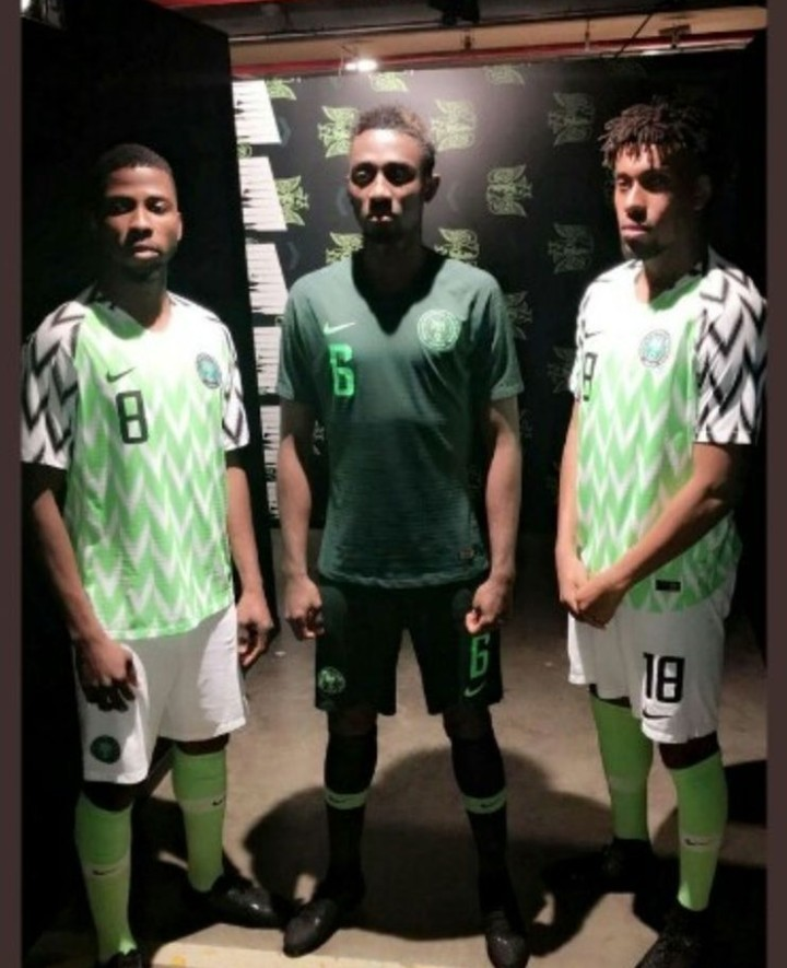 0e4ccd0a5b0 Nike Is Out With Nigeria s World Cup Kit - AccelerateTv