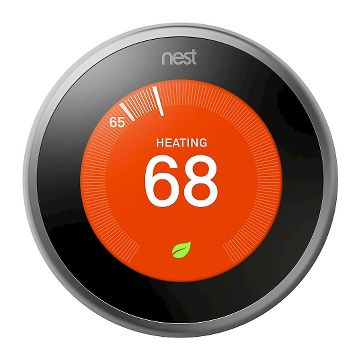 15% off Nest items (thermostat, cameras andsmoke detectors) with promo code NEST. Valid2/19-2/25