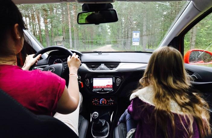 autojuhtide Viis nippi hirmust ülesaamiseks