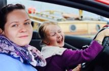kaheksa naised autojuht