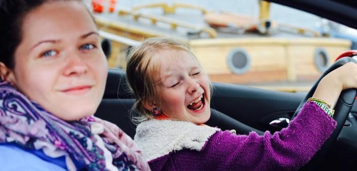 Ehmatav ent tõsi: mida kiiremini sõidad, seda piiratum on roolis su nägemisväli