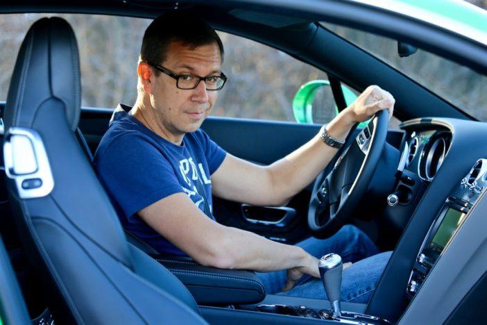 Kutsusin kaasa kolleeg Argo Verki, et üheskoos otsida vastust küsimusele, kellele Bentley Continental GT ikkagi sobida võiks