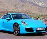 Autoajalugu pooleteise joonistatud minutiga: Porsche 911