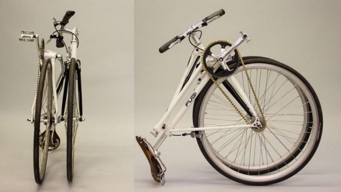 Kokkupandav jalgratas