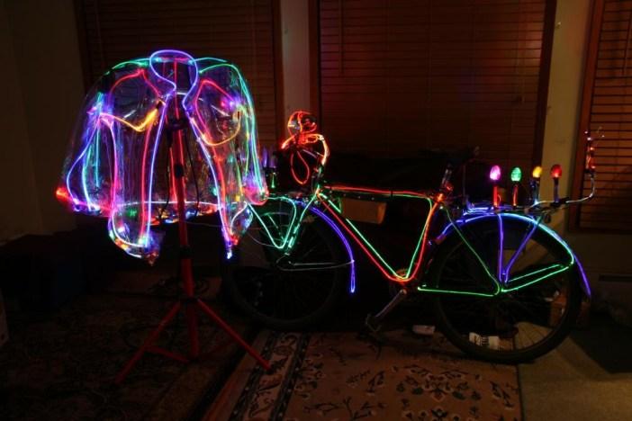 22 nippi ratta valgustamine
