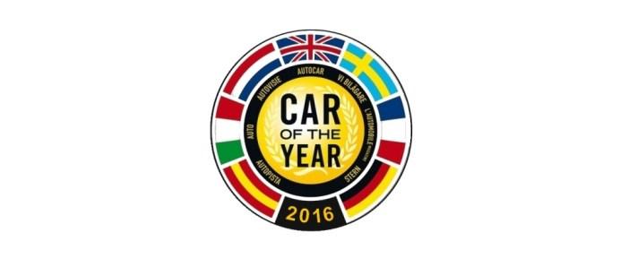 Euroopa aasta auto 2016 kaanepilt