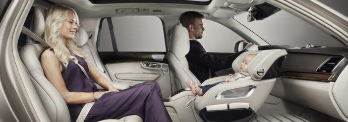 Volvo laste turvalisus