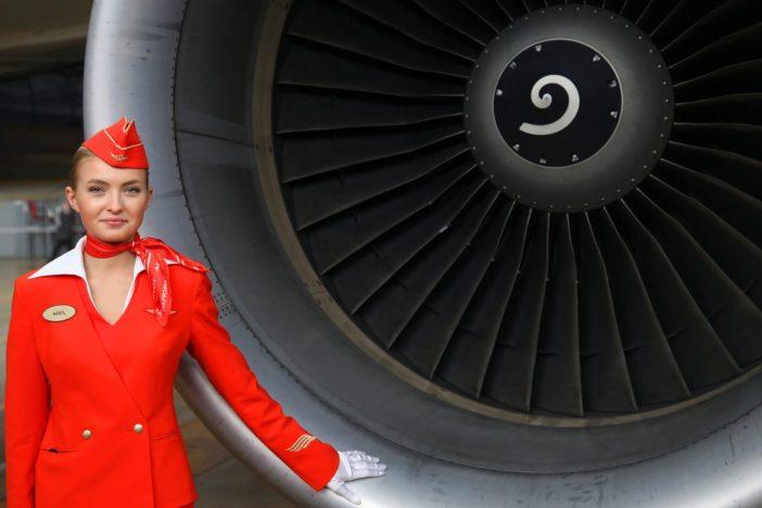 lennuk 15 punane stjuardess