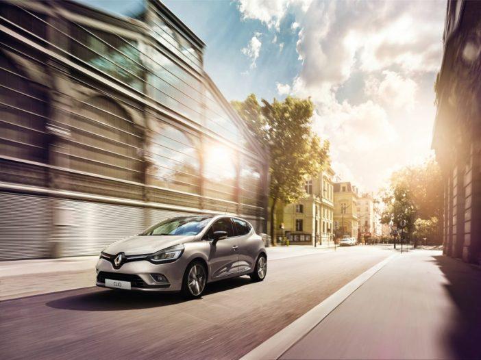 Renault Clio uus