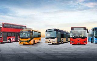 BYD e-buss