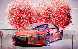 Honda tundeline auto