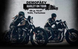 Harley-on-Tour demopaev