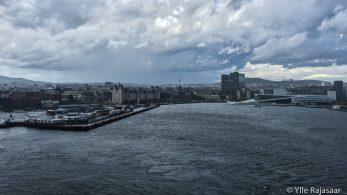 Oslo kaugeneb