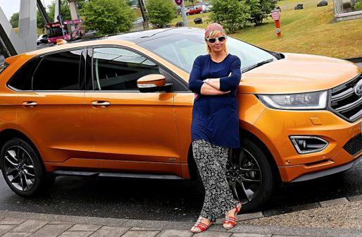 Ylle Ford Edge