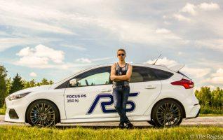 Veli Focus RS mees